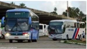DER autoriza retorno de transportes intermunicipais de forma reduzida