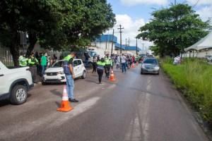 PMJP inicia barreira sanitária, testes de Covid-19 e ações educativas contra o coronavírus no Bairro das Indústrias e Jardim Veneza