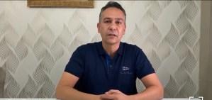 """VÍDEO – Prefeito anuncia lockdown em Santa Rita: """"É necessário para conter avanço da pandemia"""""""