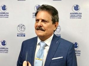 Deputado Tião Gomes lamenta falecimento de Lúcia Braga