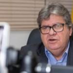 """João reage a críticas contra decreto e diz que não está preocupado com eleição: """"Minha obrigação agora é salvar vidas"""""""