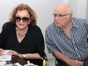 Wilson e Lúcia Braga são internados com suspeita de infecção pelo novo coronavírus