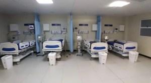Ministério da Saúde libera 82 leitos de UTI para Paraíba