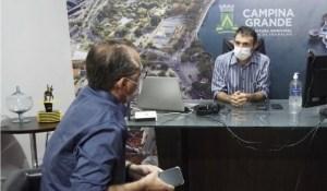 Romero define data para retorno das aulas na Rede Municipal de Ensino de Campina Grande