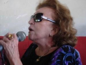 Para evitar aglomeração, Lúcia Braga foi sepultada às pressas