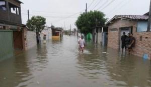 João Pessoa registra chuvas de 150 milímetros em 24 horas e previsão é de novas precipitações