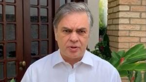 Cássio lamenta morte de Wilson Braga e destaca trajetória de ex-governador