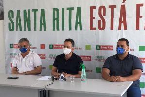 Santa Rita restringe funcionamento de mercados, proíbe acesso a praças e decreta uso obrigatório de máscara