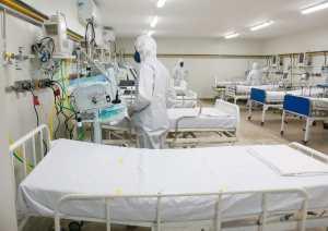 PMJP instala 14 novos leitos de UTI para ajudar no combate ao novo coronavírus