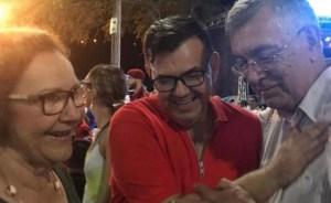 """Raniery Paulino lamenta falecimento de Zenóbio Toscano: """"Não há como contar a história política de Guarabira sem reservar vários capítulos ao prefeito Zenóbio Toscano"""""""