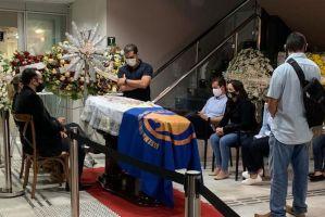 DESPEDIDA: Corpo de Genival Matias é velado na Assembleia Legislativa