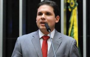 """Hugo Mota diz que Republicanos mantém apoio ao projeto político de Cartaxo: """"Respeitamos a decisão do Diretório Municipal"""""""