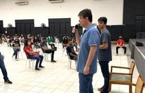 """""""O nosso grande desafio é tirar a maioria da população de João Pessoa da pobreza e gerar emprego"""", diz Ruy Carneiro"""