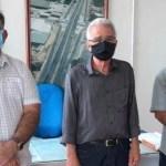 Após reunião com Branco Mendes e Kiko Monteiro, maquinas do DER realizam melhorias na PB-034 no trecho de Cupissura