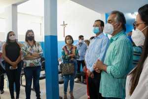 Cartaxo entrega ampliação da Policlínica de Mangabeira e aumenta capacidade de atendimento da rede especializada de saúde