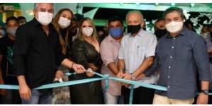 Efraim destinou mais de R$ 3 milhões e Renato reinaugura Hospital Municipal em Alhandra