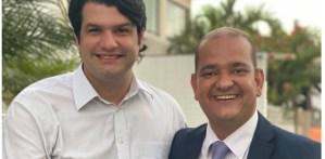 UNIÃO: Léo Bezerra e Bruno Farias selam acordo para eleições em JP