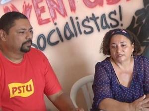 PSTU lança pré-candidatura de Rama Datas à Prefeitura de João Pessoa