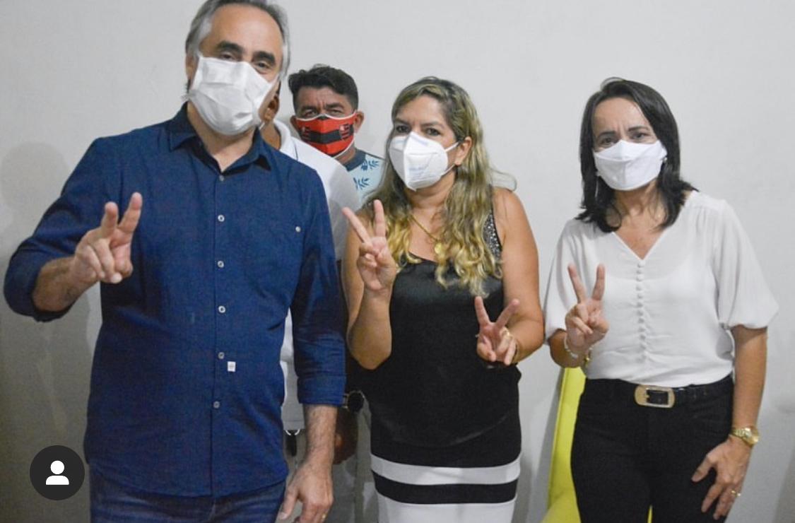 Raíssa Lacerda se antecipa à decisão do Avante e declara apoio à pré-candidatura de Edilma Freire