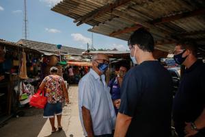 Ruy anuncia plano para transformar mercados em polos gastronômicos e turísticos