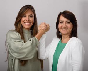 Edilma e Mariana registram candidatura com plano de governo que aponta para um futuro de mais avanços e compromisso social