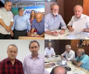 Branco Mendes lamenta postura de Felipe Leitão em tentar se apossar do seu trabalho com inimigo do Governo do Estado em Alhandra