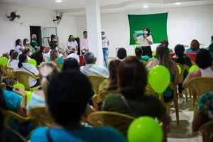 Edilma Freire defende continuidade dos avanços para população da Zona Sul