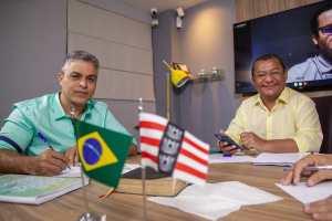 Nilvan Ferreira e Major Milanez apresentam Plano de Gestão com propostas inovadoras para João Pessoa