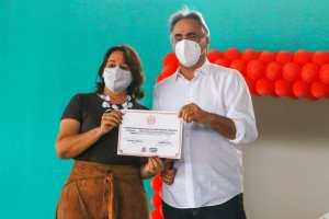 Cartaxo homenageia professores das 20 escolas com melhores resultados no IDEB