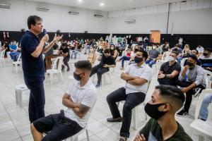"""Ruy: """"É preciso recriar o Bolsa Atleta e dar oportunidades aos jovens em João Pessoa"""""""