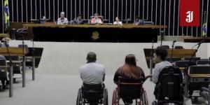 Efraim Filho apoia urgência para votar projetos Pessoa com Deficiência