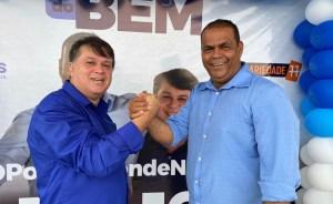 """Edinho exalta Aderaldo Menudo e promete: """"Serei atuante e eficiente ao lado do prefeito"""", em Conde"""