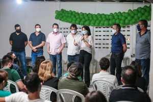 No bairro dos Bancários, Edilma Freire garante a construção de mais quatro CEIs em João Pessoa