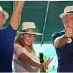 Aguinaldo e Daniella Ribeiro abraçam candidatura de Galego e Jureia em São Bento e anunciam participação ativa na campanha