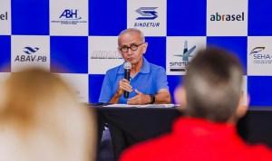 Cícero Lucena debate projetos com trade turístico e pretende trabalhar em parceria com o Governo do Estado