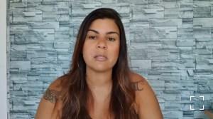 VÍDEO: Cantora paraibana repudia o uso indevido de sua imagem por apoiadores de Ricardo Coutinho