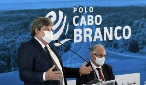 Governador assina contratos para construção de empreendimentos no Polo Turístico Cabo Branco e assegura investimentos de R$ 600 milhões