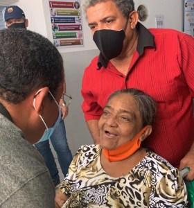 Nilvan visita hospitais São Vicente de Paula e Samaritano e gente que gestão vai valorizar parceria com unidades