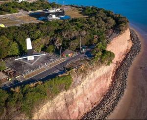 PMJP entrega obra de proteção da Barreira do Cabo Branco nesta segunda-feira