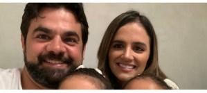 Candidato à reeleição à prefeitura de São Bento, Jarques Lúcio não terá o voto da própria esposa nas eleições desse ano