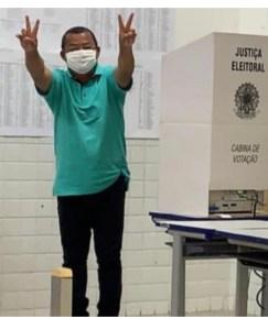 Nilvan vota e diz estar confiante no segundo turno para prefeito de João Pessoa