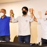 """""""Derrotamos a mentira, a enganação e a falsificação"""", sentencia Aguinaldo Ribeiro ao comemorar vitória de Cícero Lucena"""