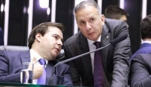 Aguinaldo Ribeiro poder ser o candidato de Rodrigo Maia a presidente da Câmara