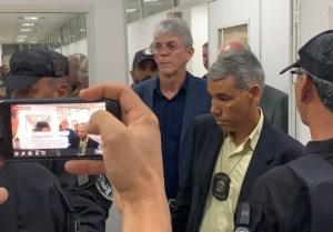 JUÍZO FINAL –  Há um ano, Ricardo Coutinho e seus aliados mais próximos tiveram prisão decretada; Veja vídeos e imagens