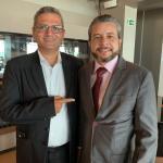 Com presença da Executiva Nacional, Aurian de Lima assume comando do PTC da Paraíba e prepara partido para 2022