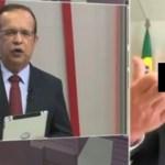VÍDEO: Ney Suassuna faz gesto obsceno ao comentar sobre Maranhão