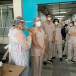 Secretaria de Saúde de Campina Grande vacina mais de 1.500 pessoas e divulga lista com nomes de vacinados