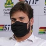 Bruno confirma para esta segunda-feira início da vacinação AstraZeneca em Campina Grande