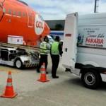 Vacinas da Oxford chegam à Paraíba e serão distribuídas nesta segunda-feira
