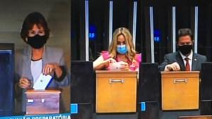 Com Nilda Gondim, Campina Grande ocupa as três vagas da bancada paraibana no Senado Federal